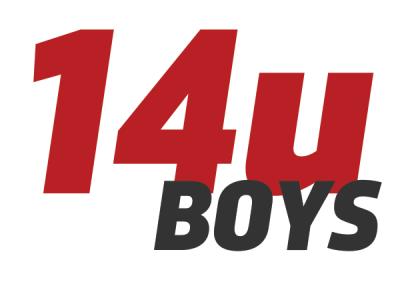 14U Boys Black