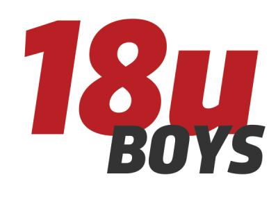 18U Boys Black