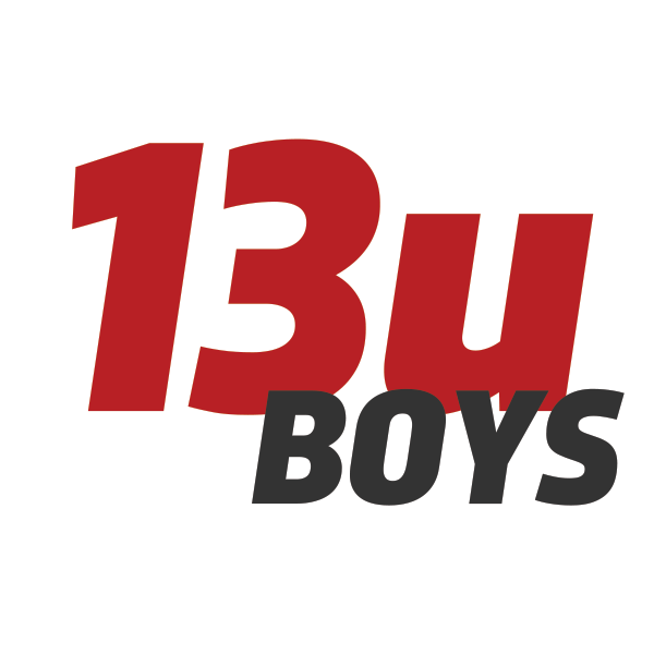 13U Boys Black